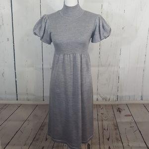 Calvin Klein Wool Sweater Dress